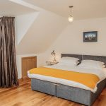 Southcliff House Self Catering Accommodation - Attic Room with Double Bed