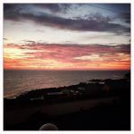 Southcliff House Self Catering Accommodation -Sunset